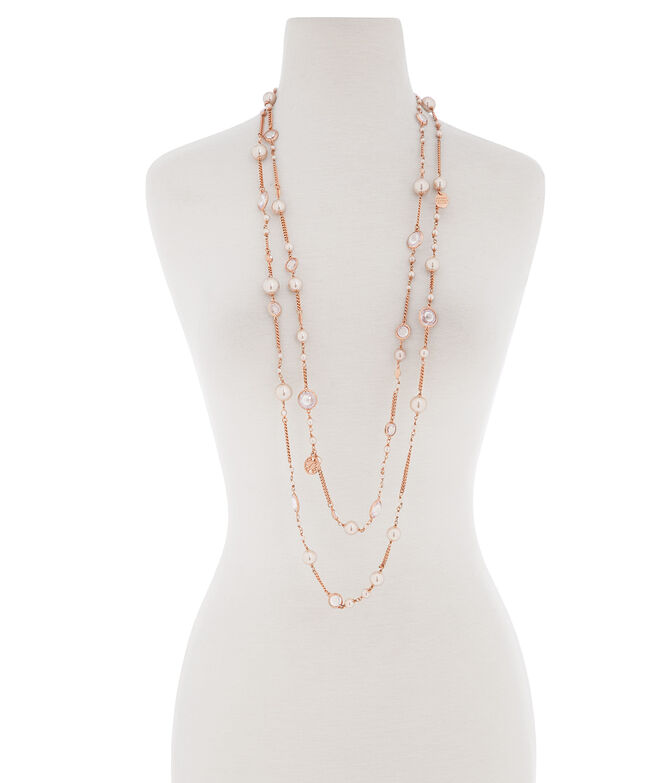 Socialite Plus Pearl Necklace