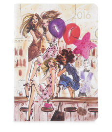 2016 Party Girls Planner