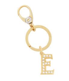 Monogram E Key Fob