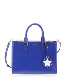 West 57th Nautical Small Turnlock Satchel