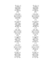 Henri Bendel Debutante Pearl Linear Earrings