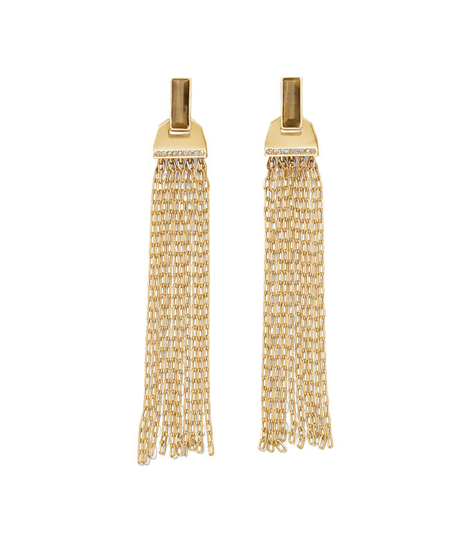 Duchess Chain Chandelier Earring
