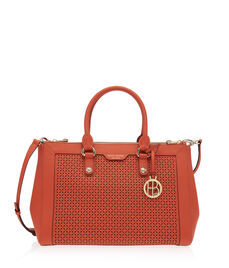 West 57th Perforated Carryall