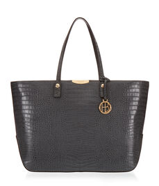 West 57th Large Croco Tote