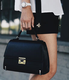 Waldorf Top Handle Satchel
