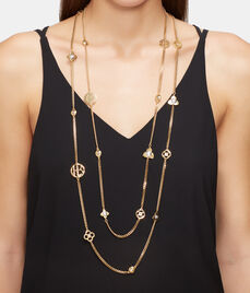 Socialite Charm Necklace