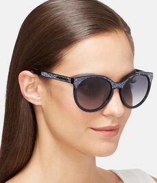 Sabrina Round Sunglasses