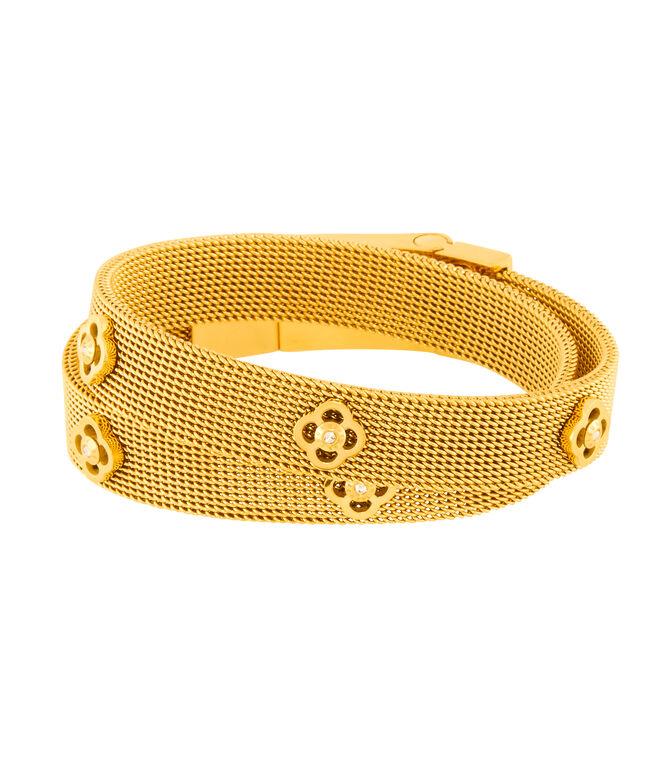 Petal Wrap Bracelet