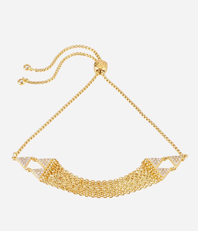 Luxe Bali Fine Lines Slider Bracelet