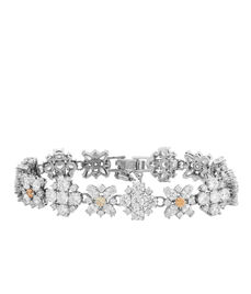 Henri Bendel Debutante Floral Bracelet
