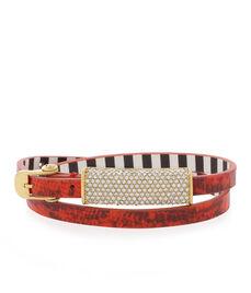 Rivington Crystal Wrap Bracelet