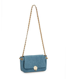 No. 7 Denim Convertible Crossbody