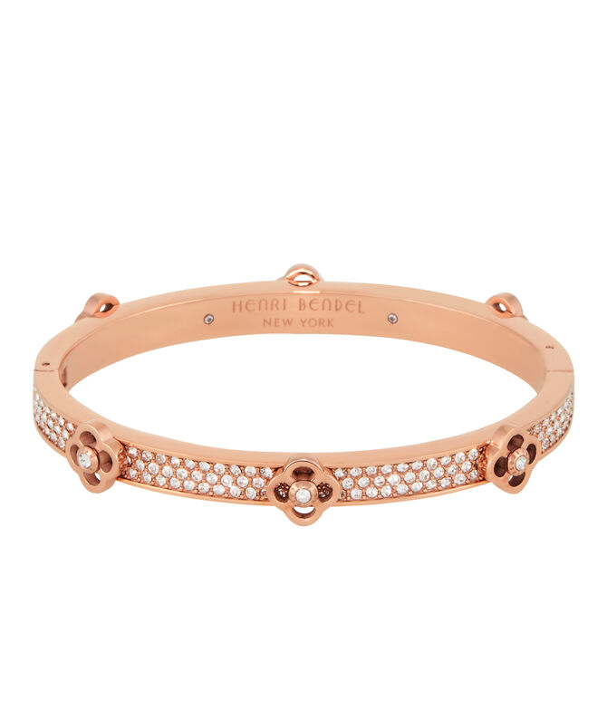 Miss Bendel Petal Pave Bangle