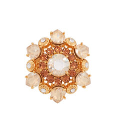 Heirloom Floral Ring
