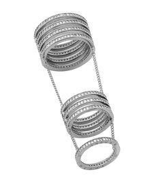 Hudson Triple Down Ring