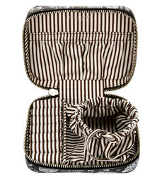 West 57th Plenty of Bendel Travel Jewelry Case