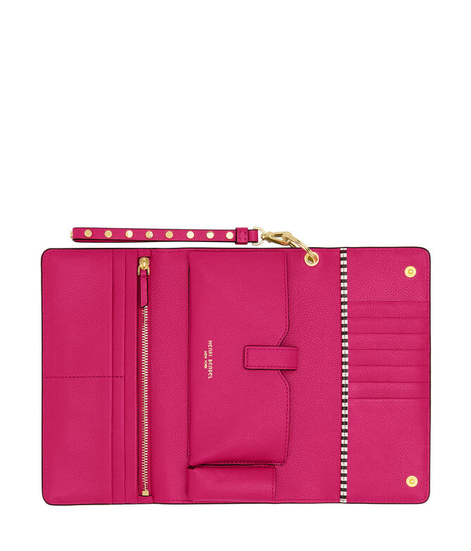 Uptown Studded Out & About Organizer Wallet