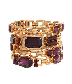 Delphine Linked Cuff
