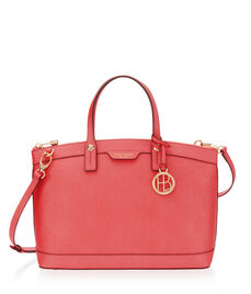 West 57th Pearlized Satchel