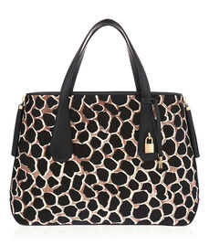 Debutante Haircalf Carryall