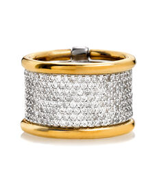 Bond Street Stack Ring