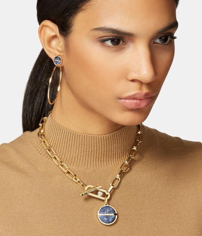 Modern Stone Necklace
