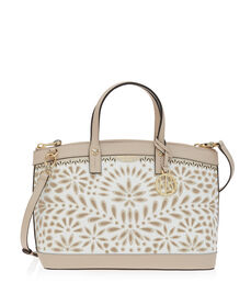 West 57th Paisley Satchel