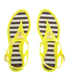 Miss Bendel Jelly Sandals