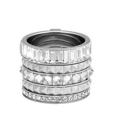 Chrysler Puzzle Ring