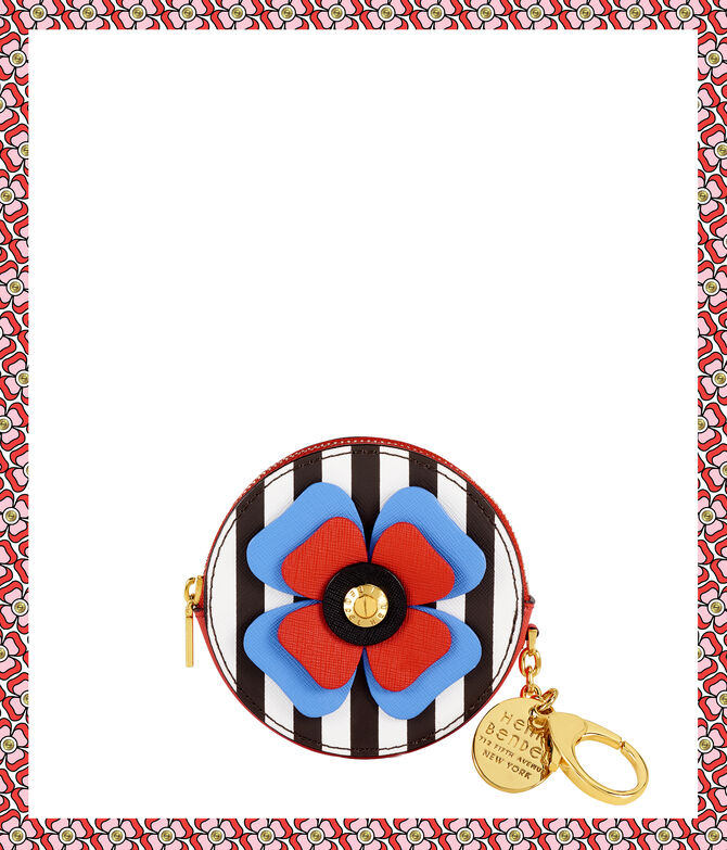 West 57th Bouquet Round Coin Purse