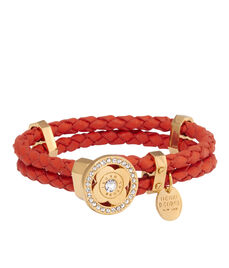 South Hampton Leather Bracelet
