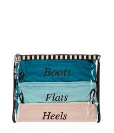 Henri Bendel Shoe Dust Bag Set