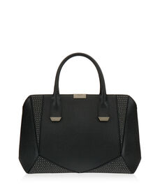 Studded Geo Tote