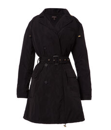 Henri Bendel Packable Trench Coat