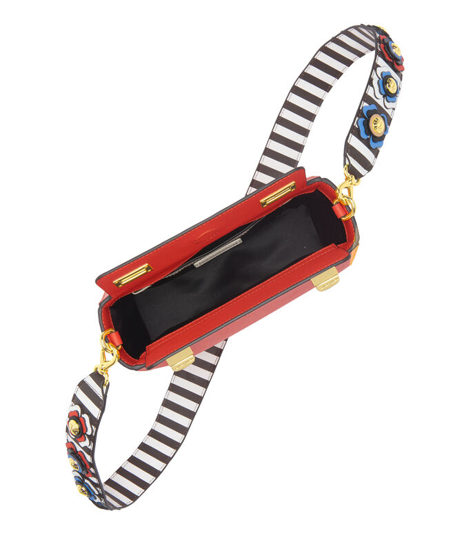 West 57th Mini Turnlock Bouquet Guitar Strap