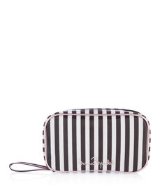 Henri Bendel Graffiti Girls Jewelry Travel Zip Case