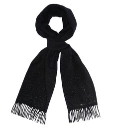 Uptown Studded Cashmere Scarf