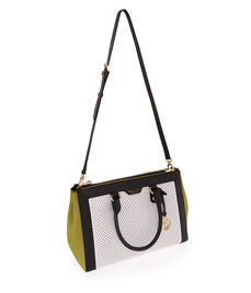 West 57th Perforated Block Carryall