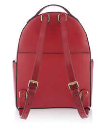 WEST 57TH PATENT BACKPACK