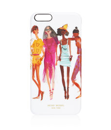 Beach Line Up Girls Case for iPhone 6/6s Plus