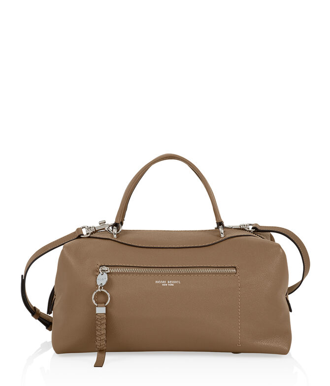 Crosby Zip Satchel