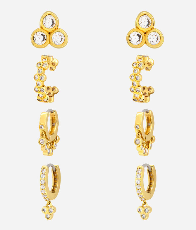 Luxe Downtown Earring Set