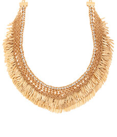 Charleston Fringe Necklace