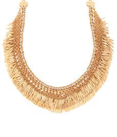 Charleston Fringe Necklace