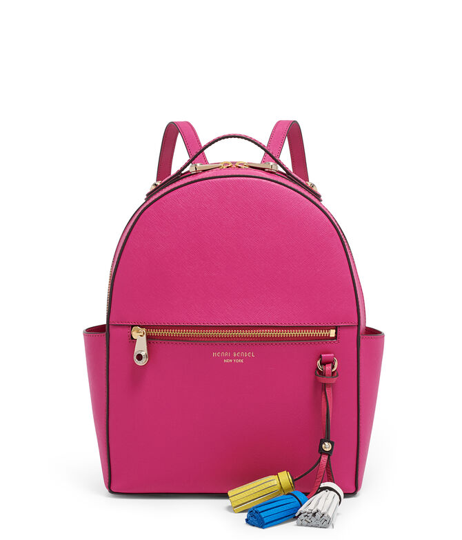 West 57th Tassel Backpack