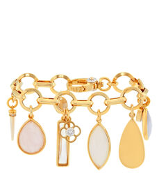 Palm Beach Charm Bracelet