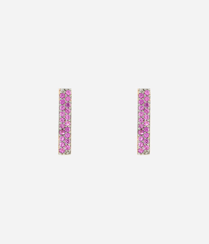 Luxe Elements Love Pave Stud