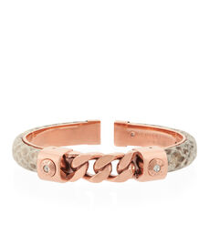 Petite Chain Bowery Cuff Bracelet