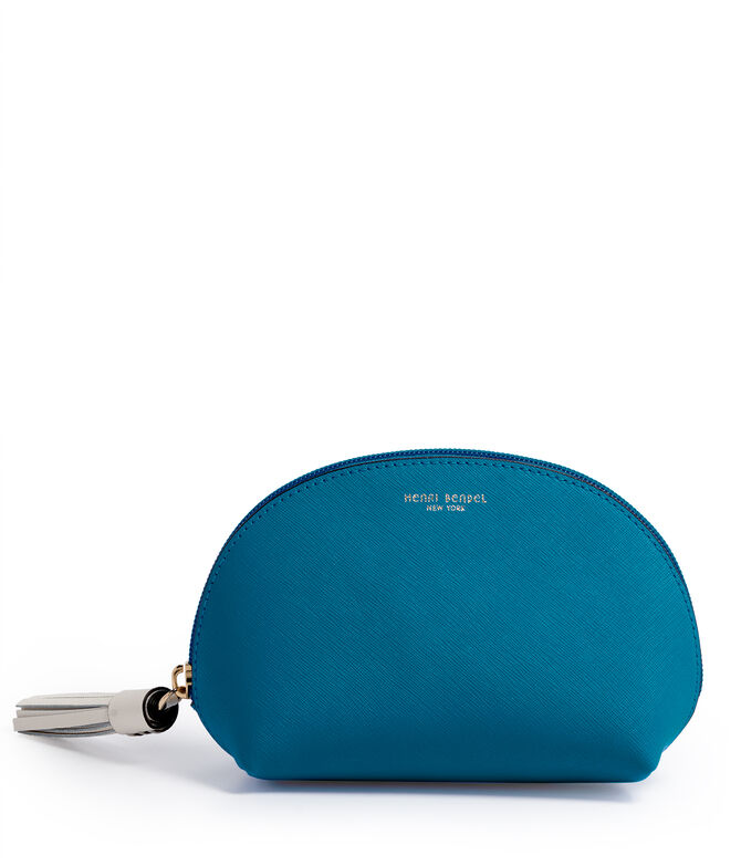 West 57th Tassel Dome Cosmetic Case