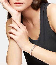 Miss Bendel Pave Bangle Bracelet
